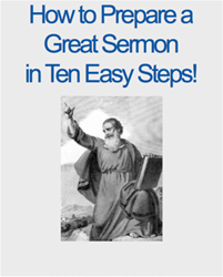 HighPower Books How to Prepare a Great Sermon in Ten Easy Steps